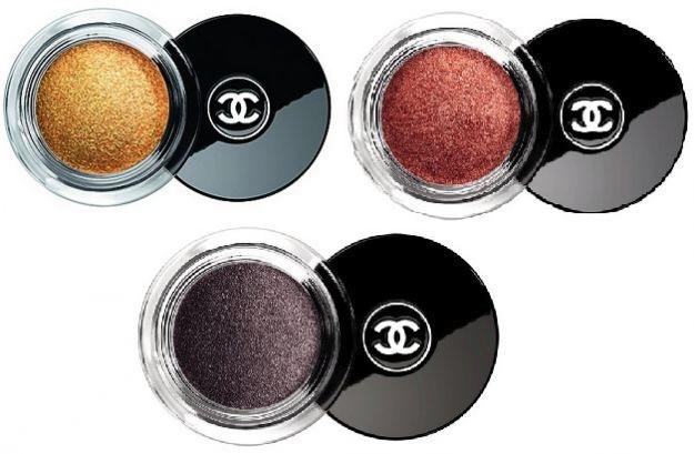 Gli ombretti in crema Illusion d'Ombre di Chanel