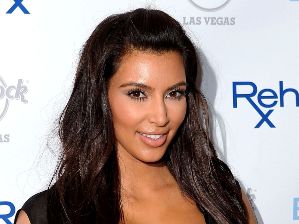 Kim Kardashian prima della gravidanza