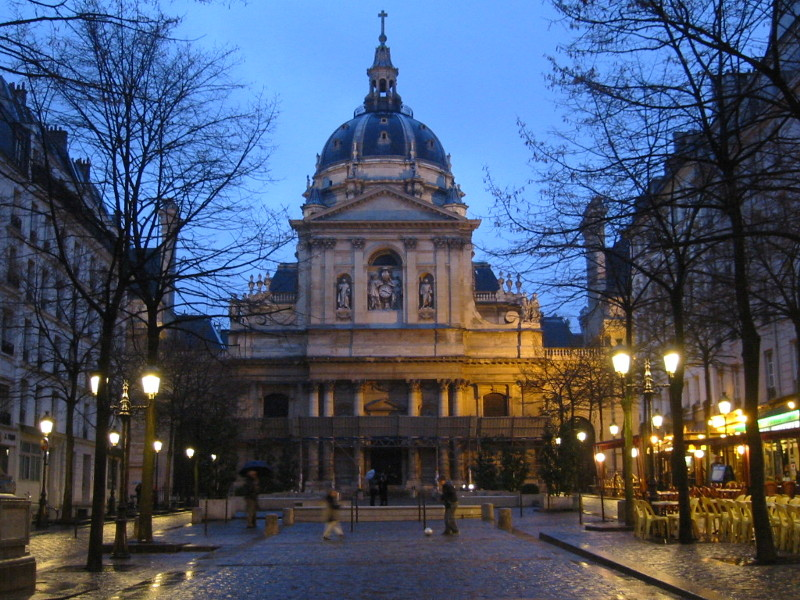 Piazza Sorbona