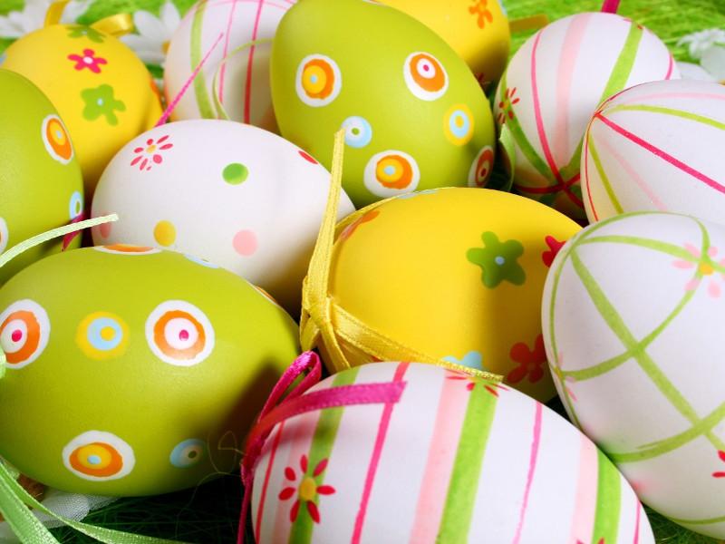 Quale decorazione delle uova di Pasqua preferisci?