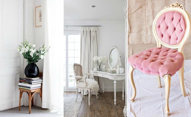 Bagno Stile Romantico : Arredare in stile romantico per una casa da sogno foto pourfemme