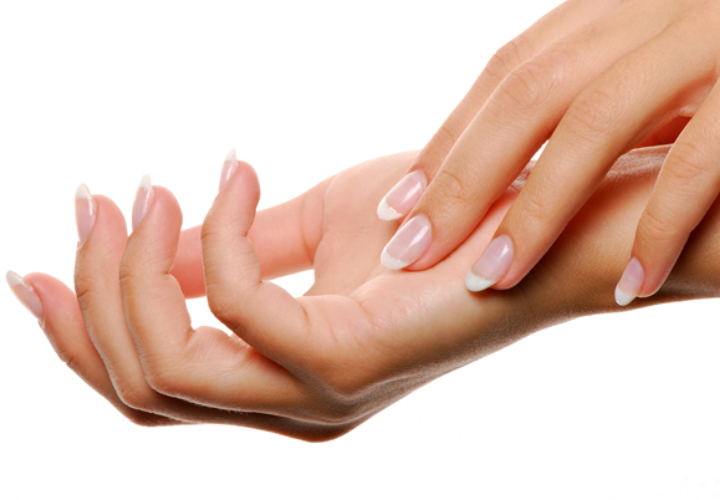 crema mani per i capelli