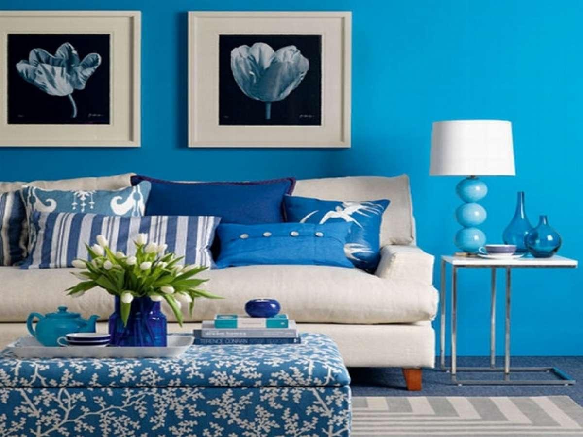 Dipingere le pareti con colori vivaci