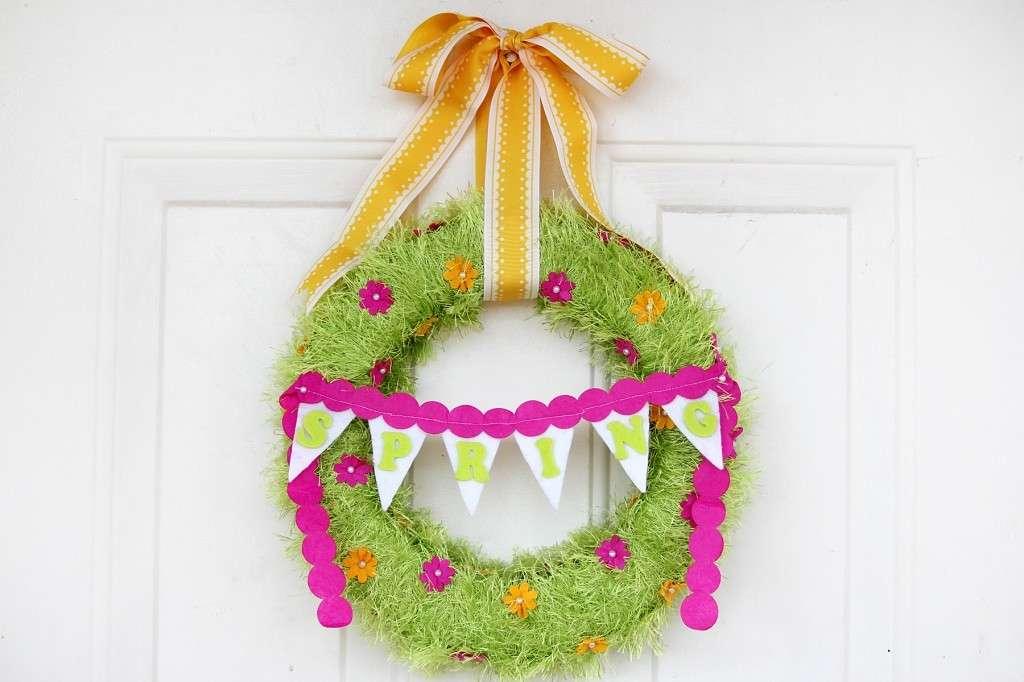 Lavoretti primaverili fai da te decorazioni per la casa for Decorazioni per la casa fai da te
