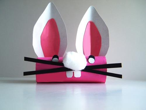 manualidades conejo
