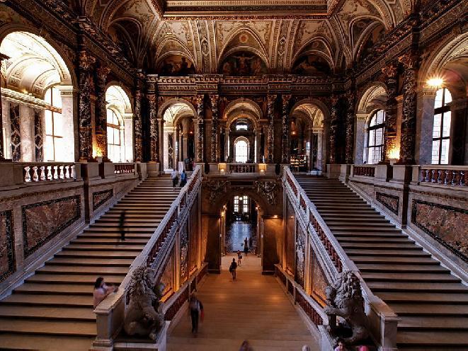museo belle arti vienna