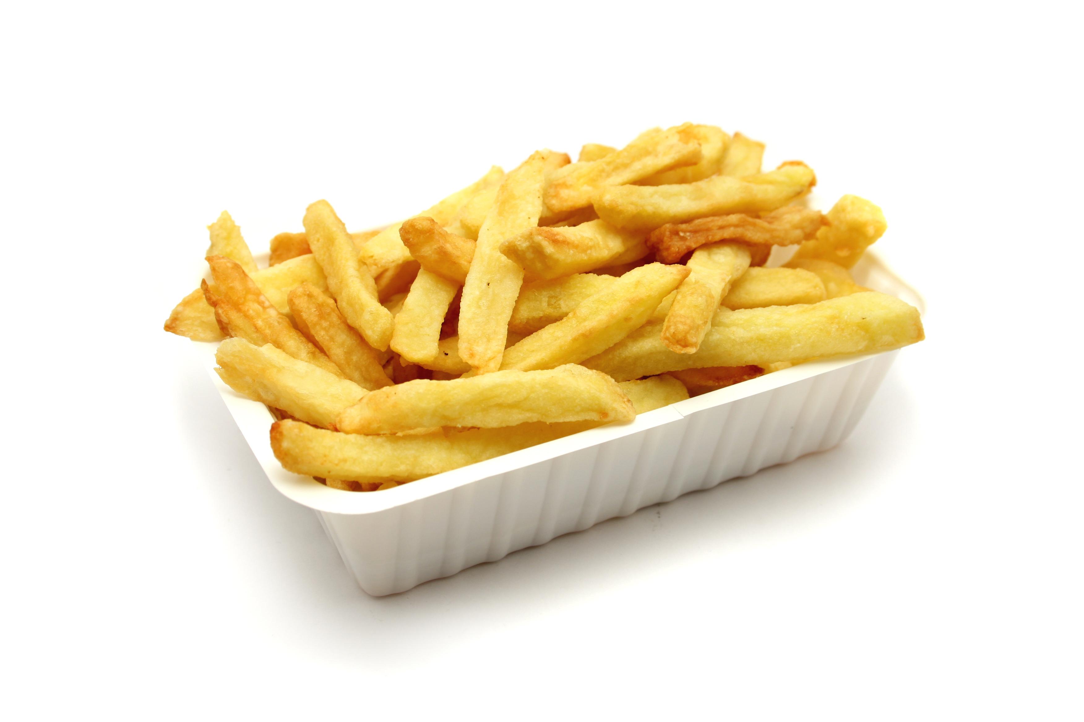 patatine fritte da evitare