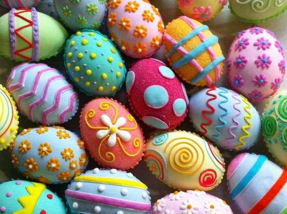 Idee per decorare le uova di pasqua con i bambini foto pourfemme - Decorare le uova per pasqua ...