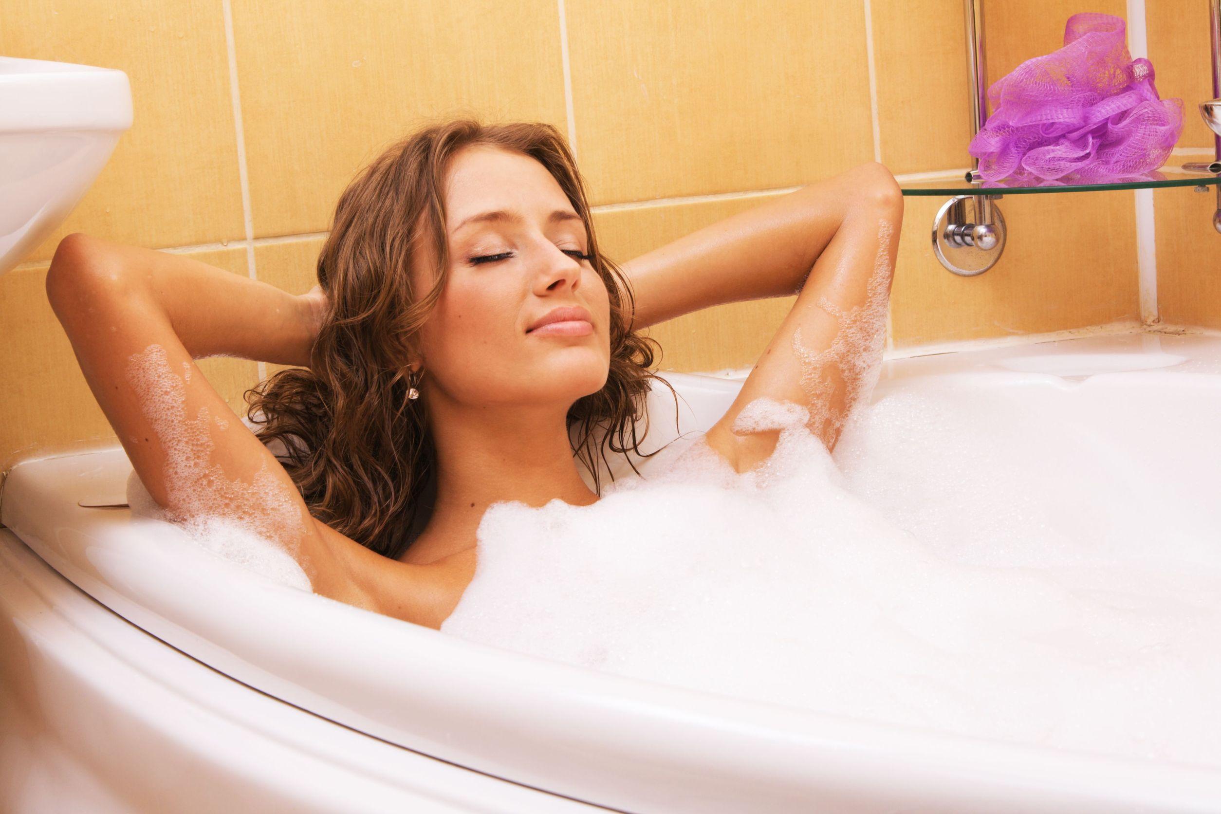 Bagno rilassante k
