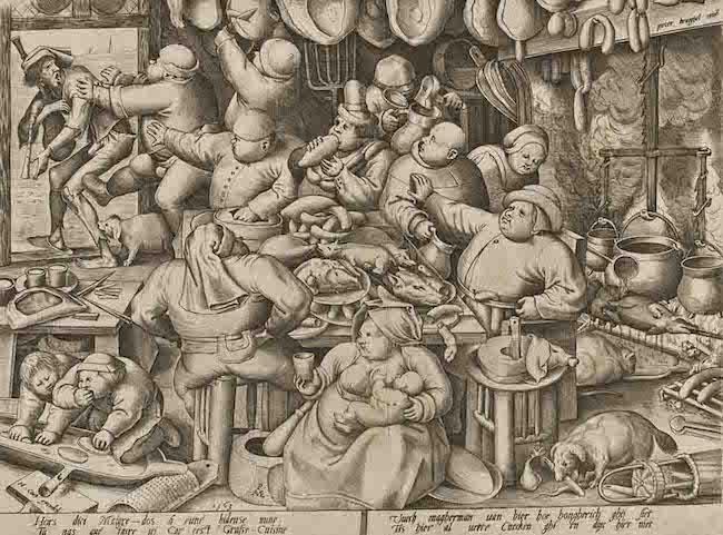 Bruegel Cucina grassa