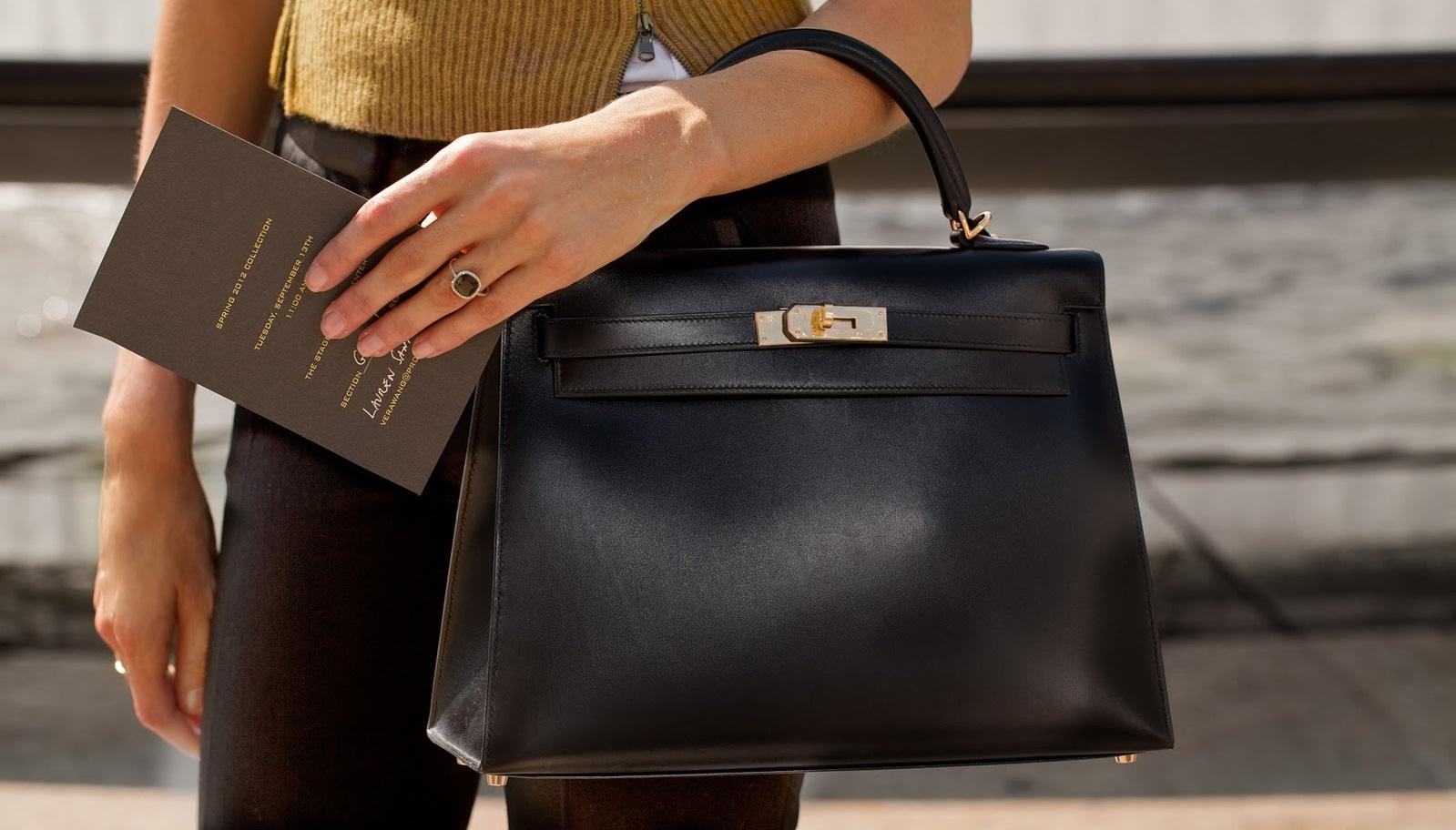 Sai riconoscere una borsa Hermes originale da un falso   TEST ... 8a19ffad4b0f