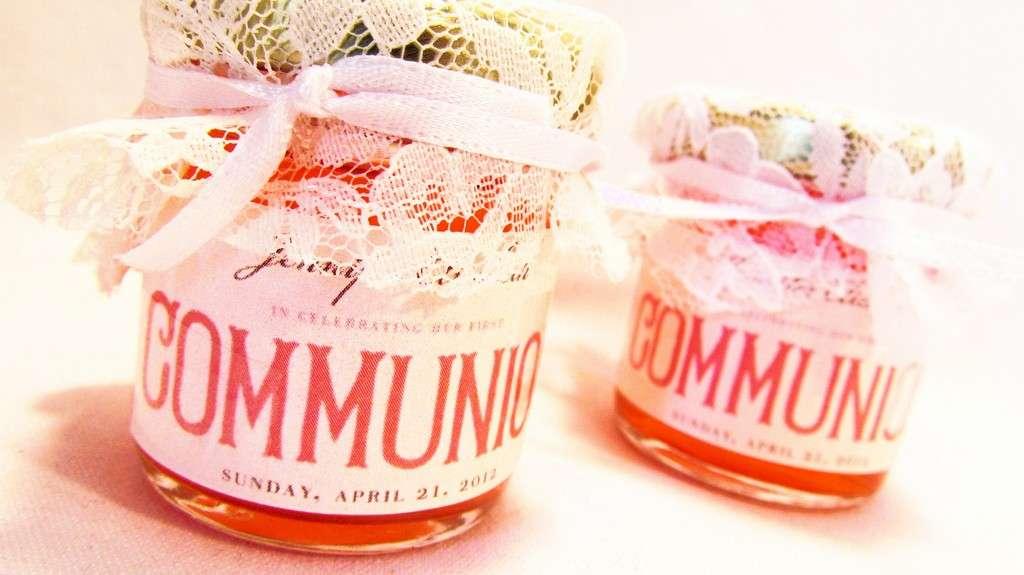 Prima comunione: le bomboniere più originali [FOTO]