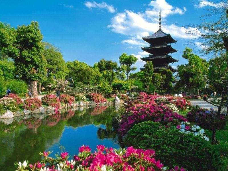 Giardini Giapponesi Famosi I Più Belli Del Mondo Foto Pourfemme