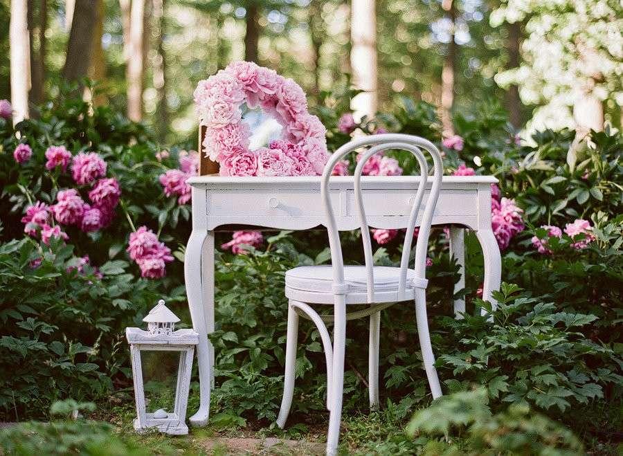 Idee per un giardino romantico