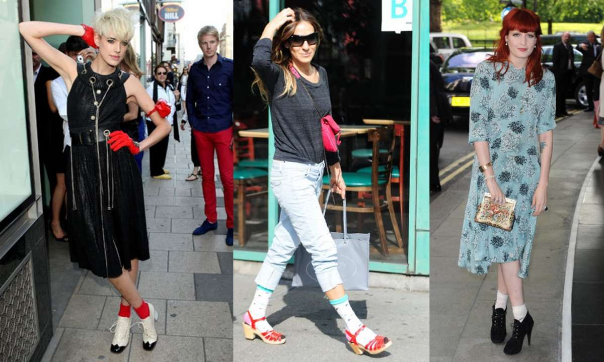 Star con i calzini: i look da imitare e quelli da evitare [FOTO]