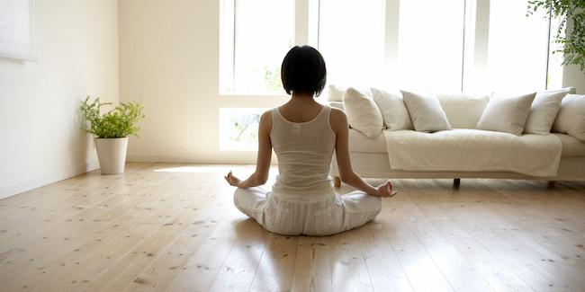 luogo dove meditare