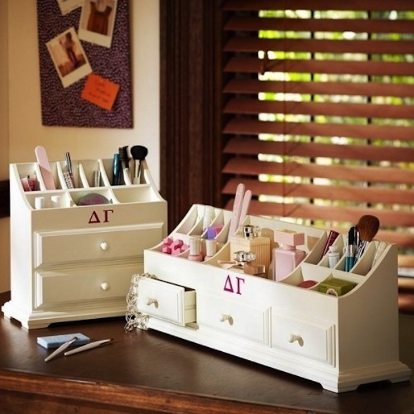 organizer per scrivania