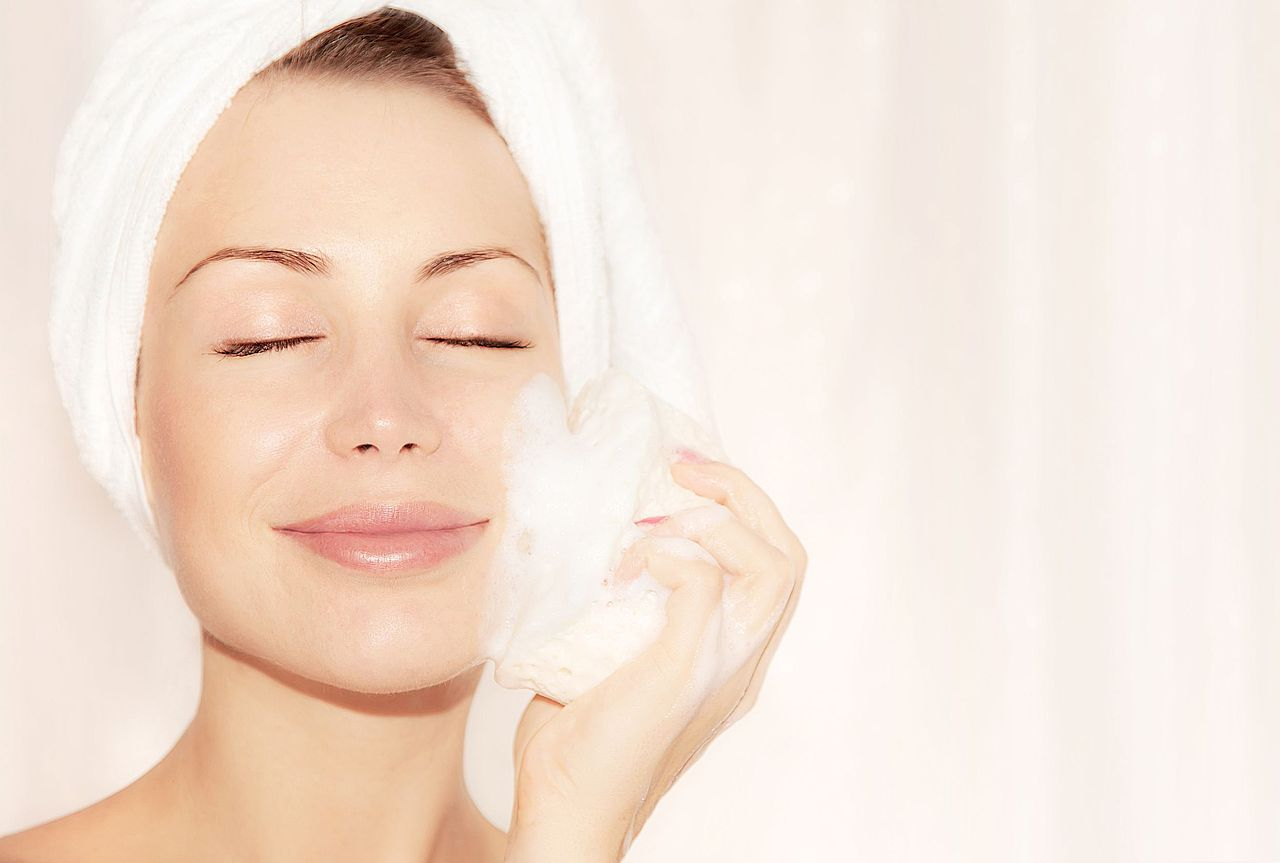 Peeling per eliminare il grigiore dal viso