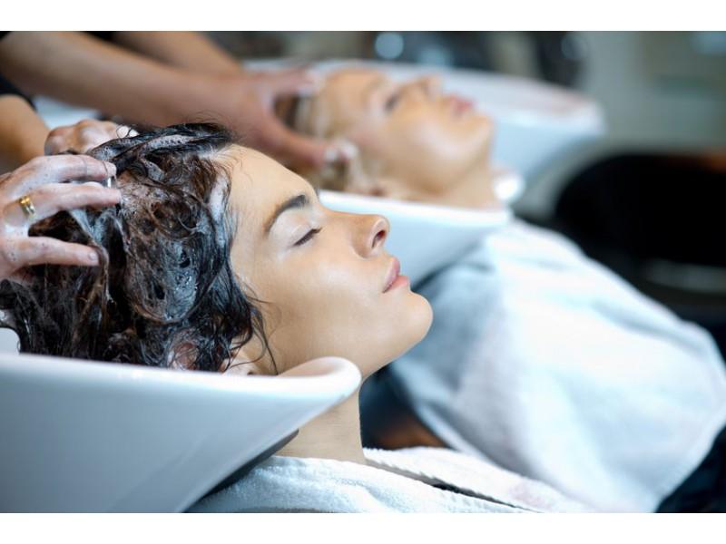 shampoo relax parrucchiere
