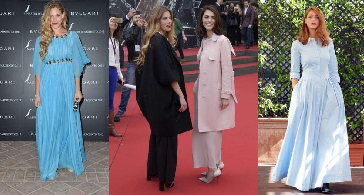 Miriam Leone e Tea Falco, i look delle attrici di 1992 a confronto [FOTO]