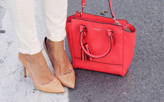 Sai come abbinare le scarpe alla borsa? [TEST]