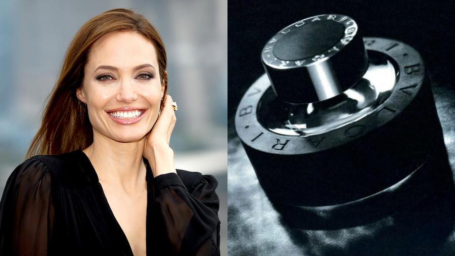 Angelina Jolie Bulgari Black