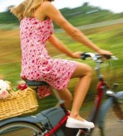 Bicicletta sport donna