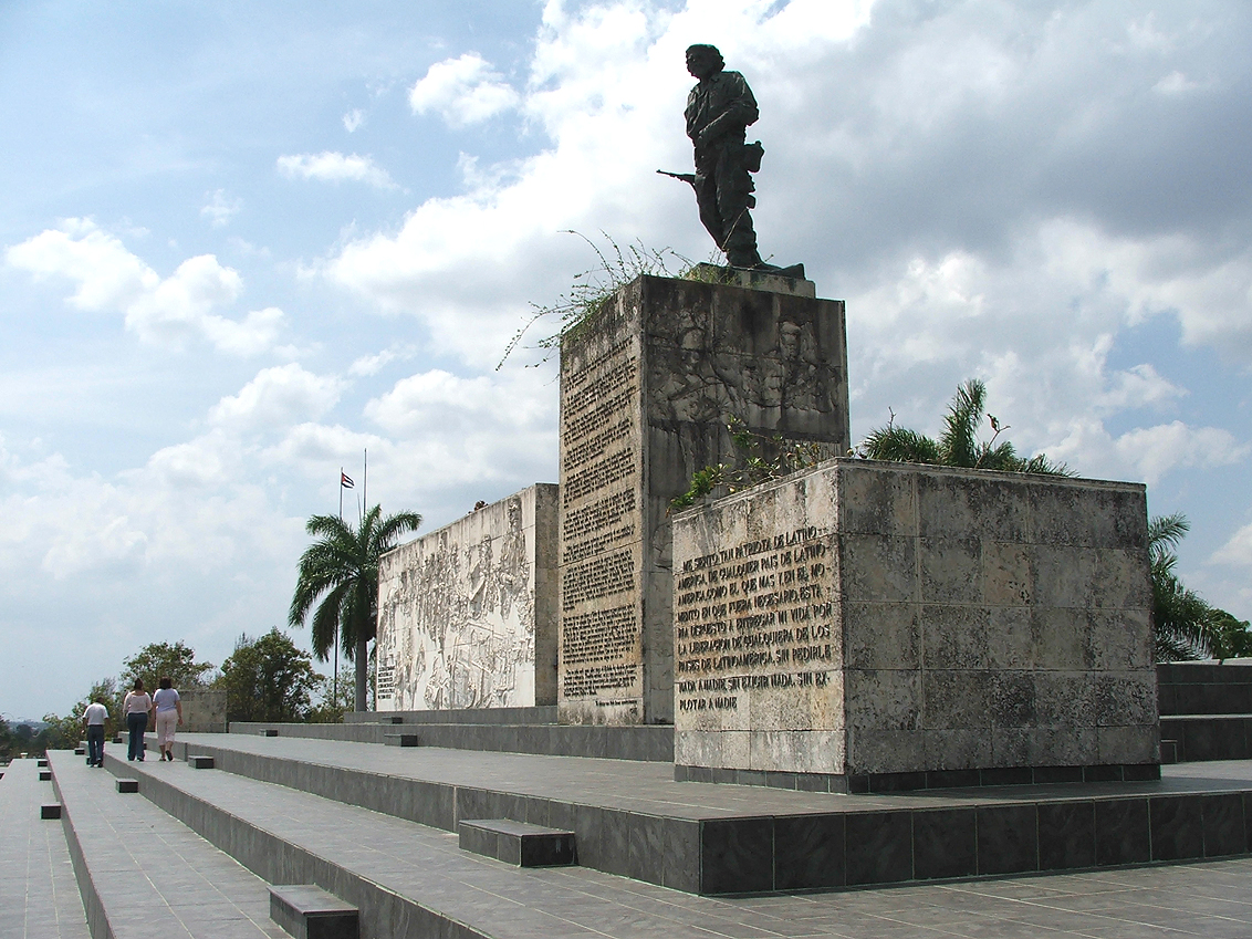 Che Guevara Memorial 2_Santa Clara