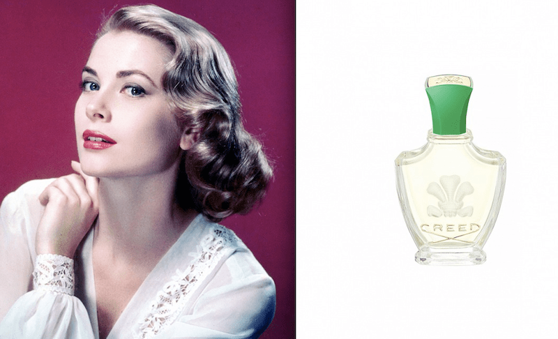 Grace Kelly e Fleurissimo Creed