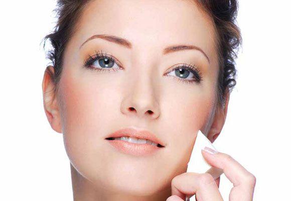 Make up contro il doppio mento