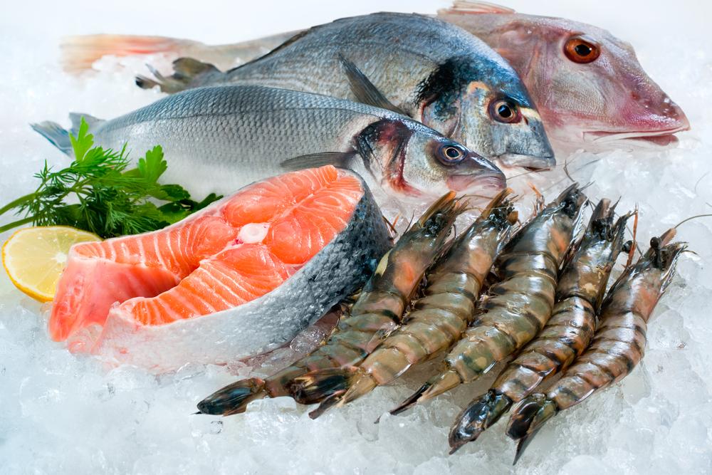 Mercurio nel pesce k