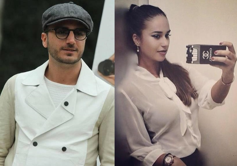 Nicolas Vaporidis, Isabella Benedetti Livanos è la sua nuova fidanzata [FOTO]