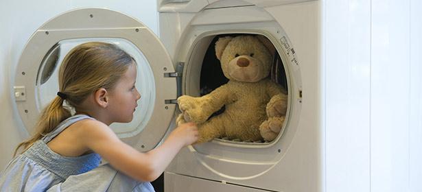 Come lavare i peluches in lavatrice o a mano