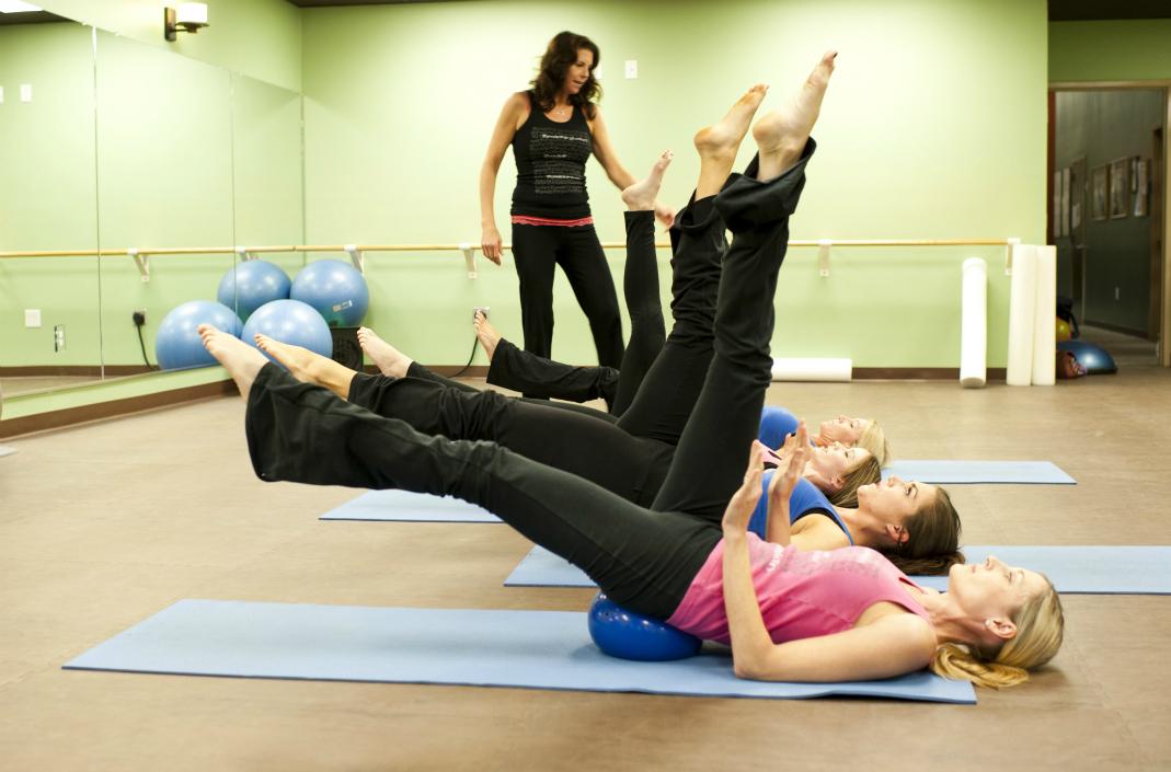 Pilates allenamento k