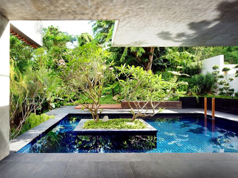 Quale piscina da giardino preferisci?
