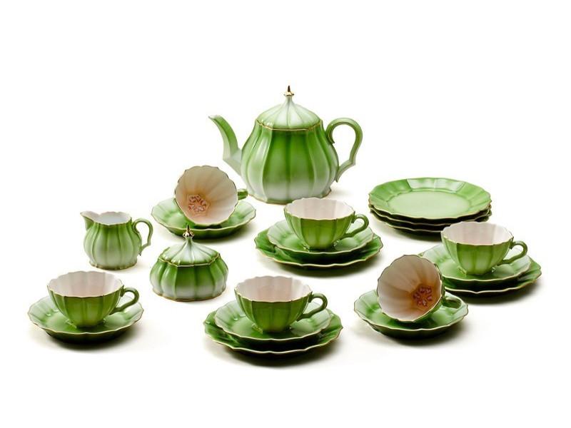 Quale servizio da tè preferisci?