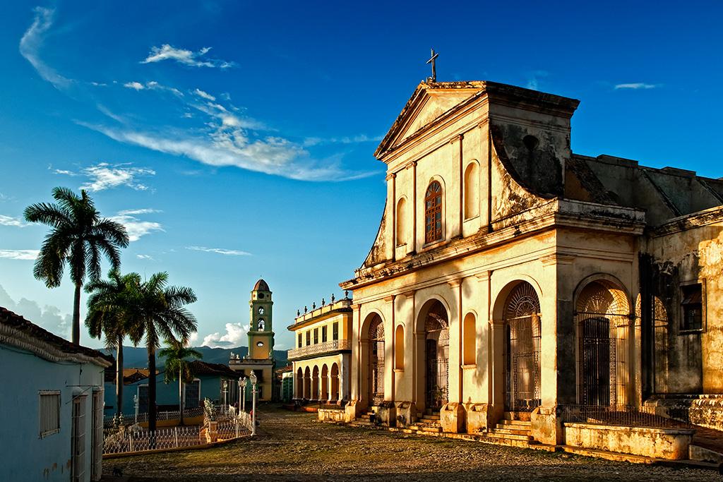 cuba trinidad holy trinity church
