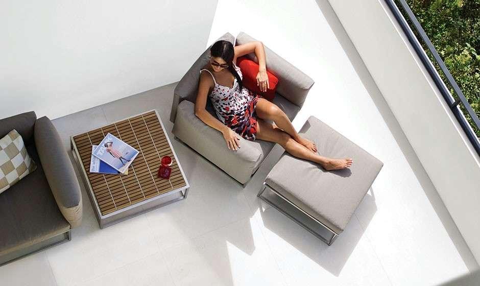 Mobili da giardino: idee d'arredo per l'estate [FOTO]