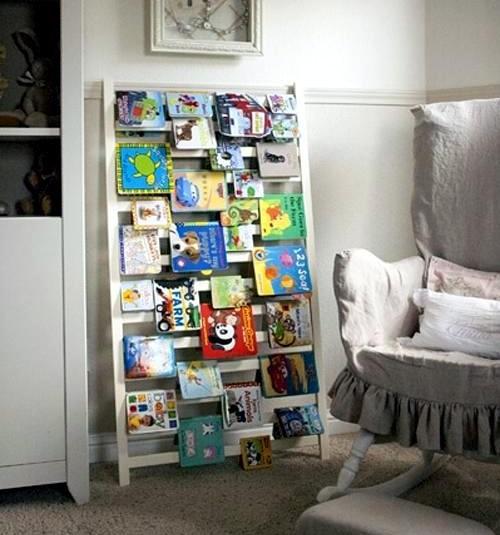 riciclare il lettino da bambini