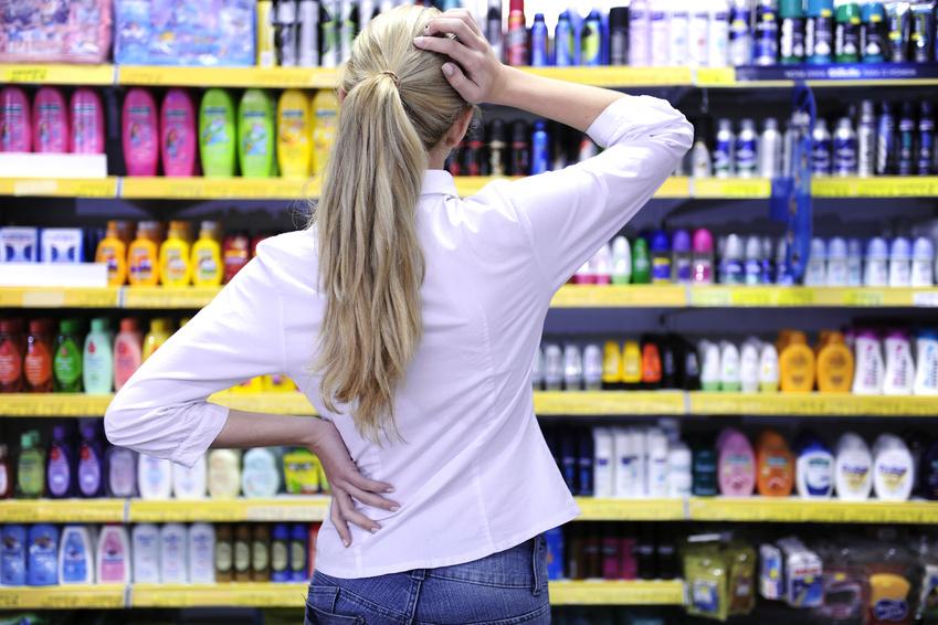 scegliere shampoo delicato