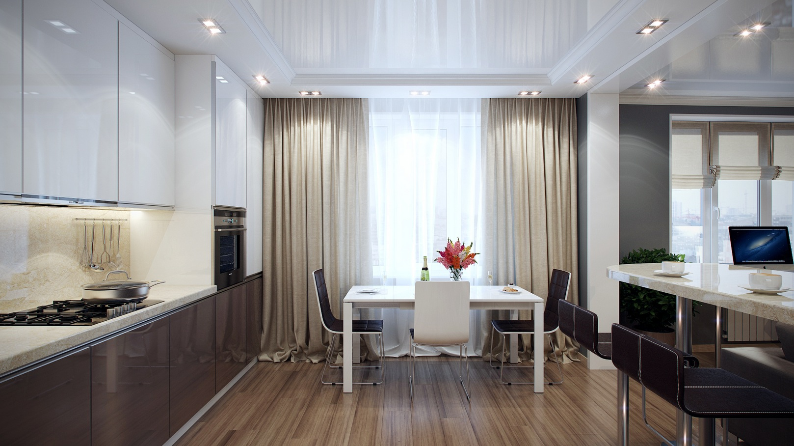tendaggi per interni idee e consigli per scegliere le On casa moderna tende
