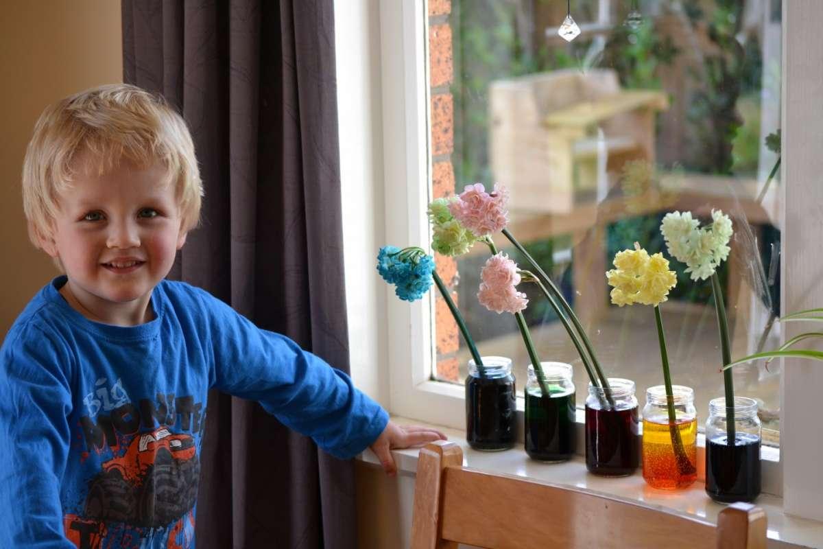 Lavoretti creativi con l'acqua: idee divertenti e originali
