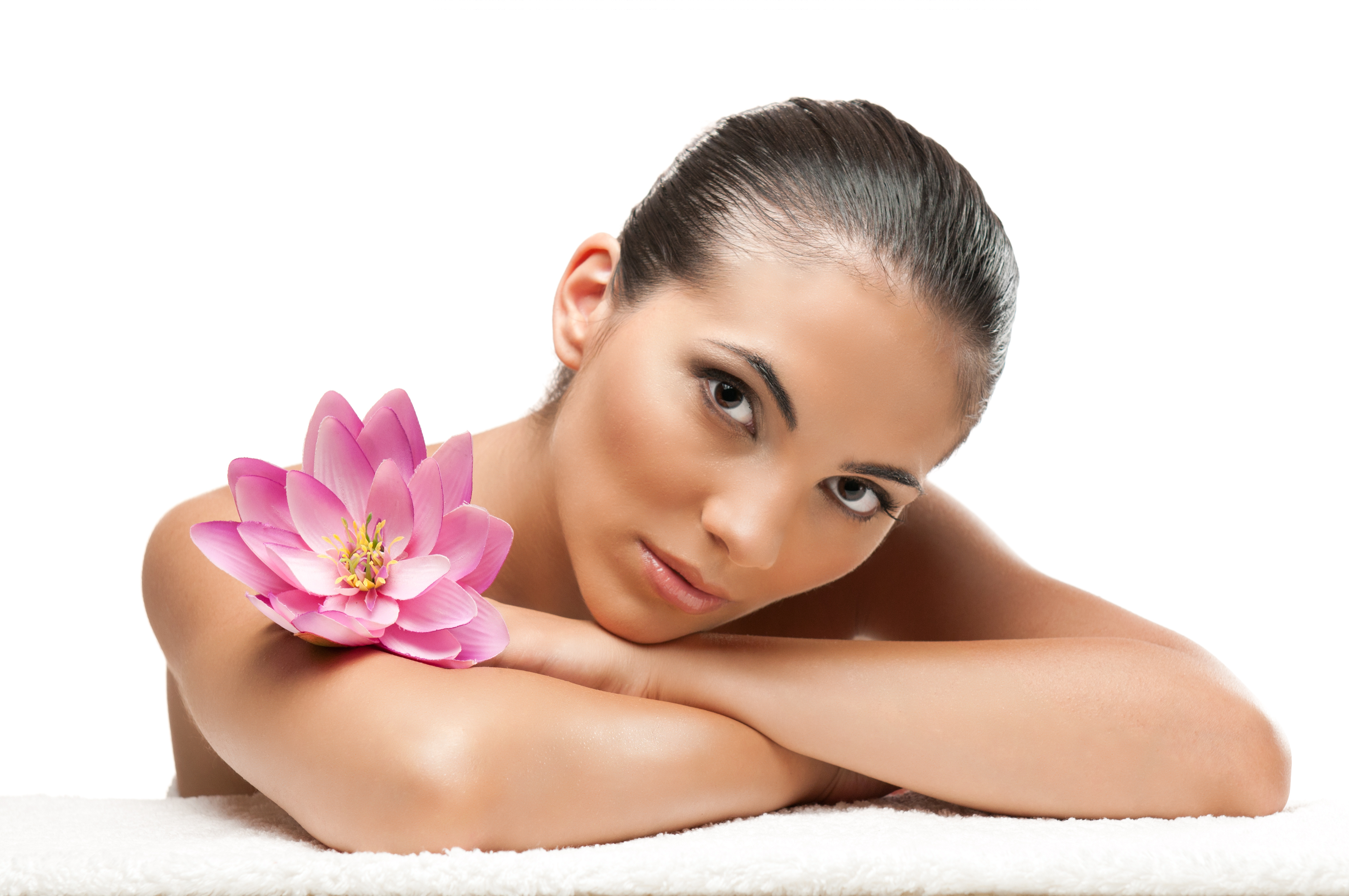 Spa beauty woman