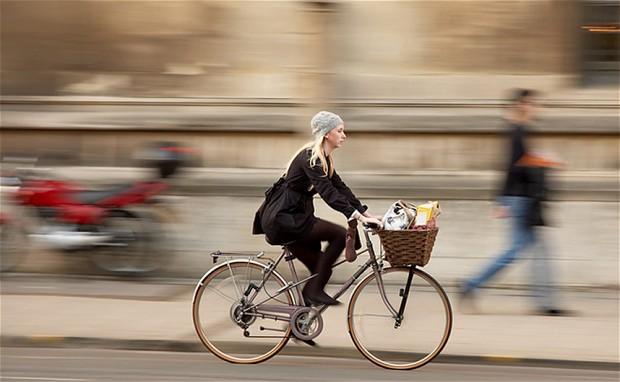 Bicicletta dopo il parto, quando e come