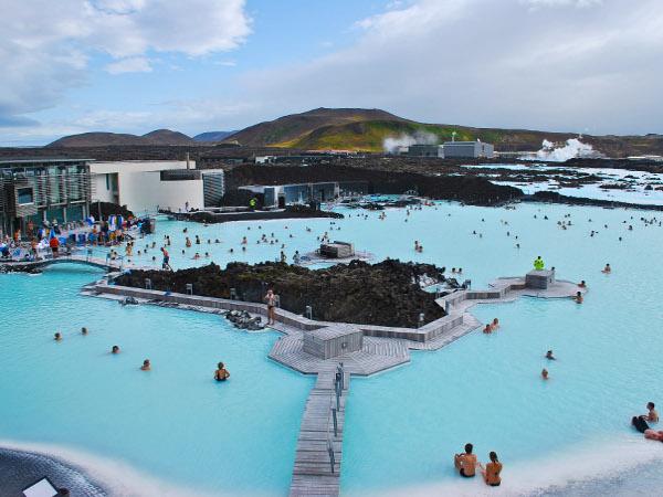 Blue Lagoon Clinic, Islanda