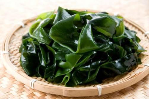 Dieta delle alghe k