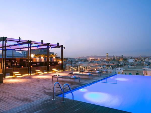 Grand Hotel Central, Spagna