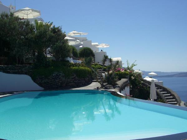 Hotel Perivolas, Grecia