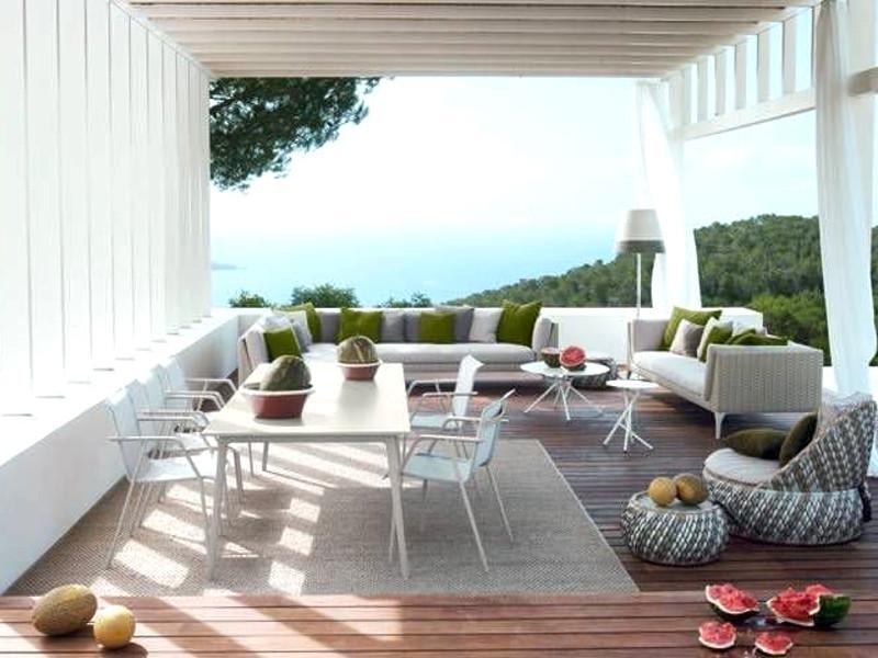 Quali mobili da giardino preferisci?