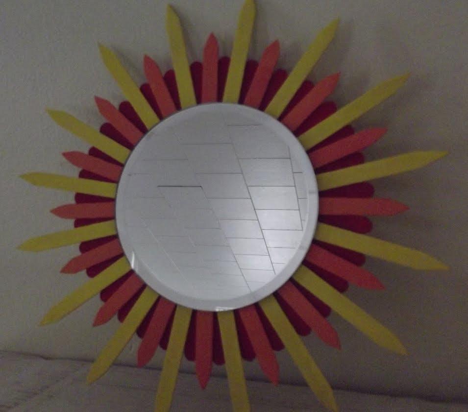 Sole con bastoncini